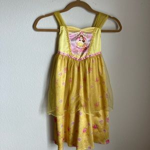 Belle Disney Nightgown dress up